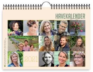 Havespiren Havekalender